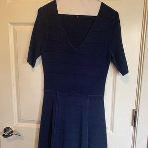 Ann Taylor blue dress